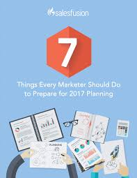 apartment hunting for marketing qualified leads sfusion 7 things every marketer should do to prepare for 2017 planning