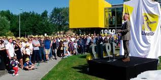 Blangy-sur-Bresle : l'entreprise Lhotellier a fêté ses 100 ans