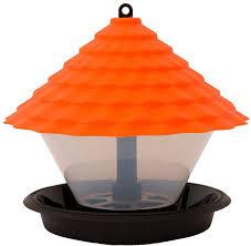 <b>Кормушка</b> для птиц Орнито, КП01, 27 х 27 х 24 см — купить в ...