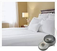 Sunbeam heated mattress pad, KING size.: Home ... - Amazon.com
