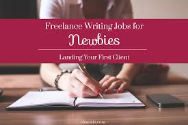 lessons i learned from my first year as a lance writer lance writing jobs for newbies landing your first client