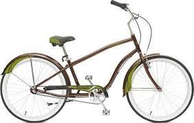 "<b>Велосипед Stinger Cruiser</b> Nexus L, <b>26</b>"", рама 18"", коричневый"