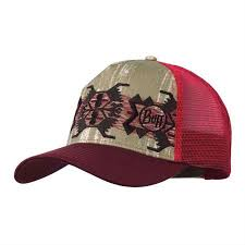 Кепка Buff Buff Trucker Cap Shade Multi Малиновый One ...