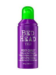 <b>Мусс для создания эффекта</b> вьющихся волос BED HEAD FOXY ...
