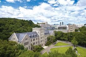 <b>Korea</b> University