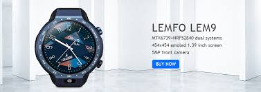 LEMFO L5 <b>Smart Watch Men</b> IP68 Waterproof Standby 100 Days ...