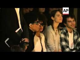 <b>Prince</b> helps Donatella <b>Versace</b> launch new line for H&M - YouTube