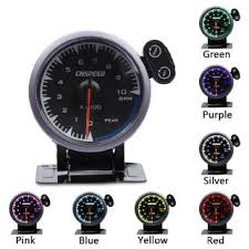 "2.5"" <b>60mm</b> Universal Hight Speed Racing Car Gauge Tahometer ..."