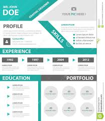 green smart creative resume business profile cv vitae template green smart creative resume business profile cv vitae template layout flat design for job application advertising