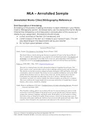 annotated works cited page for more help see our handout on paraphrasing sources to learn about your topic writing an annotated bibliography is excellent preparation for a research