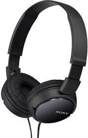 <b>Наушники Sony MDR-ZX110 Black</b> - купить наушники СОНИ MDR ...