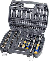 """<b>Набор инструментов Kraft</b> """"Professional"""", <b>1/2</b>'', 1/4'', 94 предмета"""