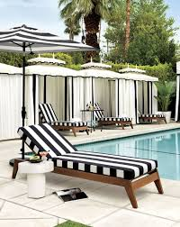 white striped patio umbrella: view in gallery striped loungers from cb