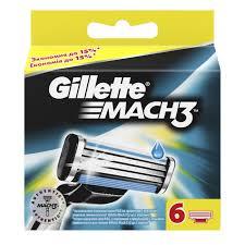 Сменные <b>кассеты</b> для станка <b>Gillette Venus</b> Breeze <b>4 шт</b> ...