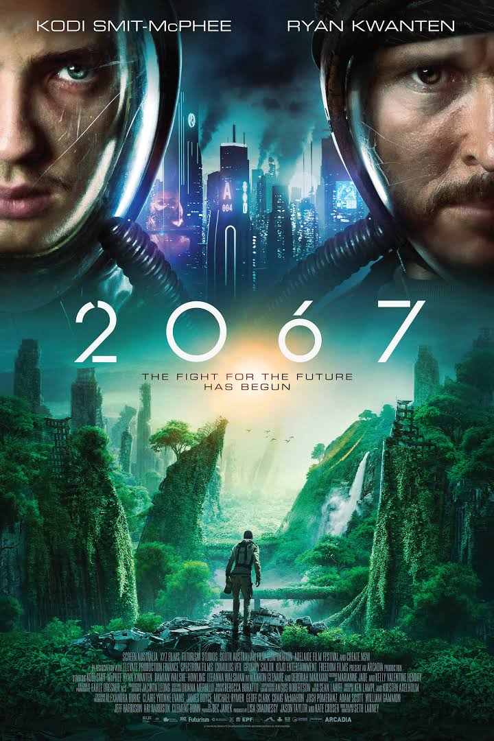2067 (2020) Dual Audio {Hindi-English} 480p | 720p