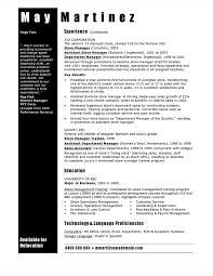 resume template  bg   seangarrette coretail store manager cv template