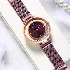 <b>MINIFOCUS Casual</b> Women Watches Quartz Watch Fashion Starry ...