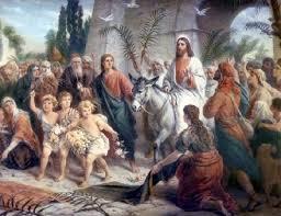 Cantos para Missa do Domingo de Ramos