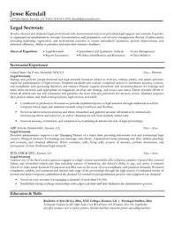 resume for law internship  seangarrette coresume