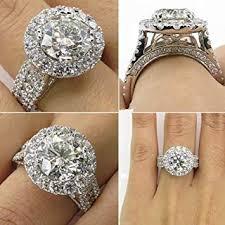 Profusion circle Elegant Christmas Ring Decor <b>Fashion Shiny</b> ...