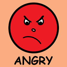 daily writing prompt 8 13 what makes you mad 9 2 13 one angry face