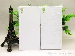 For Sony Xperia Z1 Z2 Z3 Z4 Z5 M2 M4 M5 C3 C4 C5 Diy 3d Blank ...