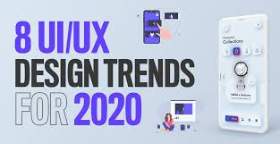 8 UI <b>design</b> trends for <b>2020</b>. The rapid growth of technology… | by ...