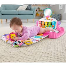 Fisher-Price Piano <b>Baby Play Mat</b> and <b>Play Gym</b> Pink - Gift Finder 0 ...