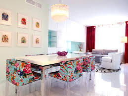Floral Dining Room Chairs Photos Hgtv