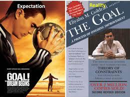 books learnings goal vs goal