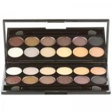 sleek makeup lidschatten palette