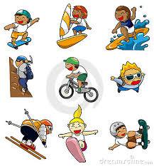 Image result for dessins sports