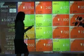 Hasil gambar untuk Saham Telekomunikasi Anjlok, Bursa Asia Dibuka Melemah 0.3%