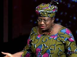 Image result for okono iweala