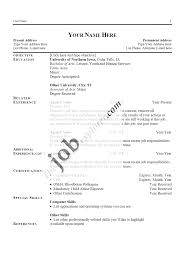 good resume layout example good outlines sample of best how to gallery of good resume layout