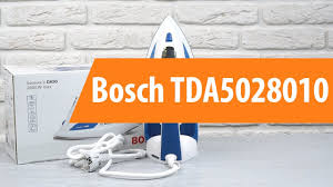 Распаковка <b>Bosch TDA5028010</b> / Unboxing <b>Bosch TDA5028010</b> ...
