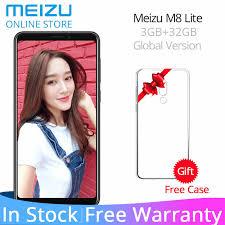 Первоначально Глобальный Версия <b>Meizu M8</b> lite 3 GB 32 GB V8 ...
