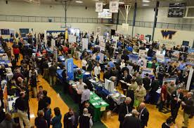 118 vendors make winter career fair wonderful and positive 118 vendors make winter career fair wonderful and positive
