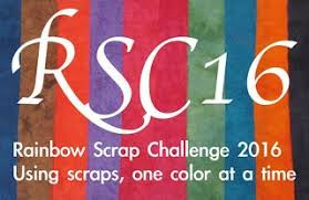 Image result for Rainbow scrap challenge