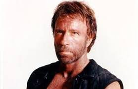 When shown a series of photographs, one child identified actor Chuck Norris as one of the - Chuck-norris1