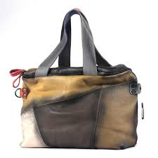 Genuine Nature Cow Skin <b>Vintage</b> Handbag <b>Handmade</b> Women ...