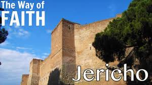 Image result for the walls of Jericho in the bible