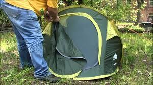 Быстросборная <b>палатка Trek Planet</b> Moment 2 - YouTube