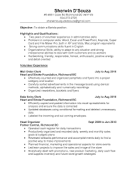 20 barista resume sample job and resume template bartender resume sample
