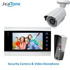 acquistare <b>JeaTone 4</b> Ha Fissato il <b>Video</b> Telefono Del Portello ...