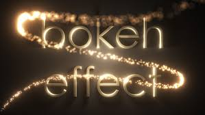 Image result for bokeh effect