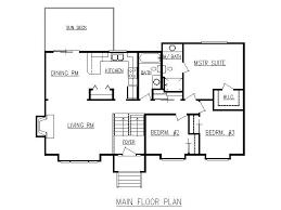 Bedroom Split Level House Plans  split floor plans   Friv GamesSplit Level Home Floor Plans