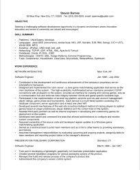 Associate Software Engineer Resume Samples