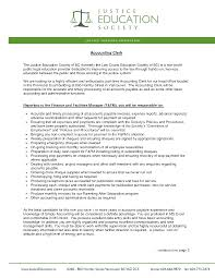 accounting clerk cover letter my document blog accounting clerk cover letter 2