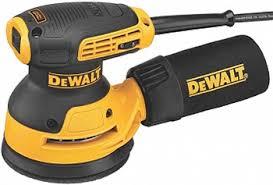 Эксцентриковая <b>шлифовальная машина DeWalt</b> DWE 6423 ...